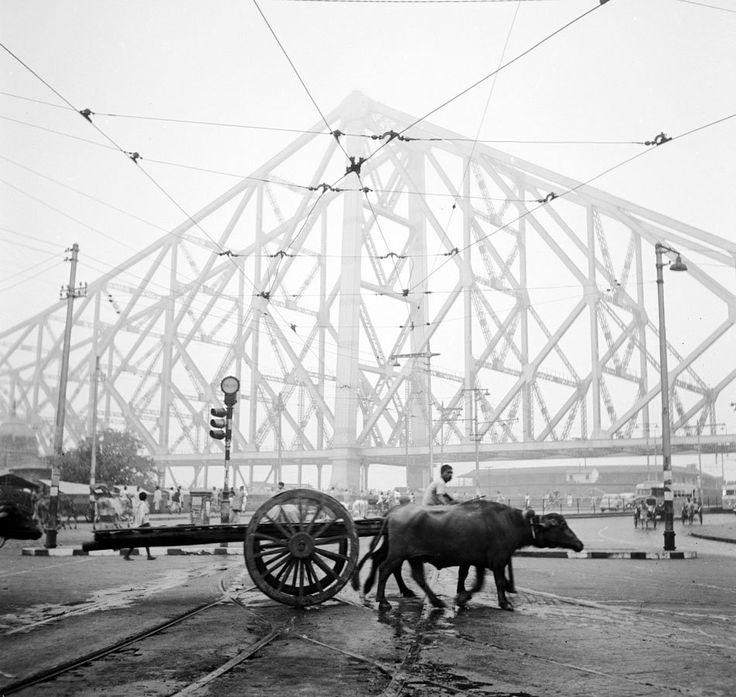 Howrah bridge, 1950s