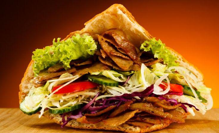 Slik lager du sunn fast food