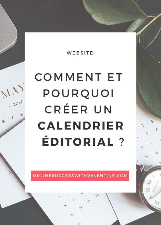 Calendrier, agenda, planning, blog, blogging, organisation