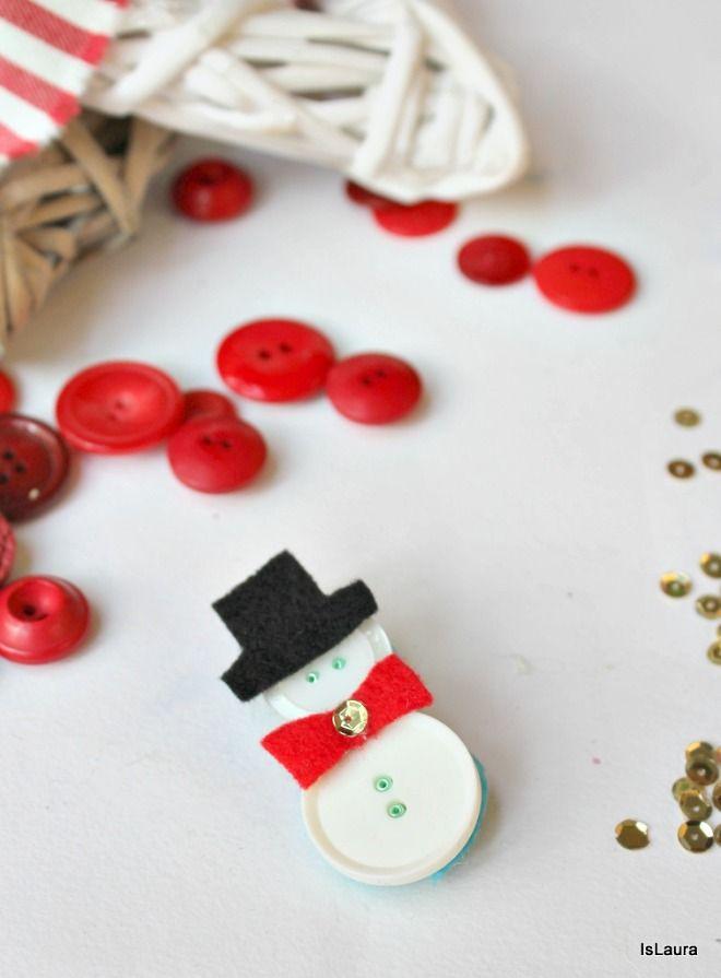 fare-una-spilla-di-Natale-con-bottoni