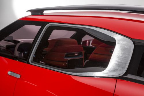 2015 | Citroen Aircross Concept | Detales | Source
