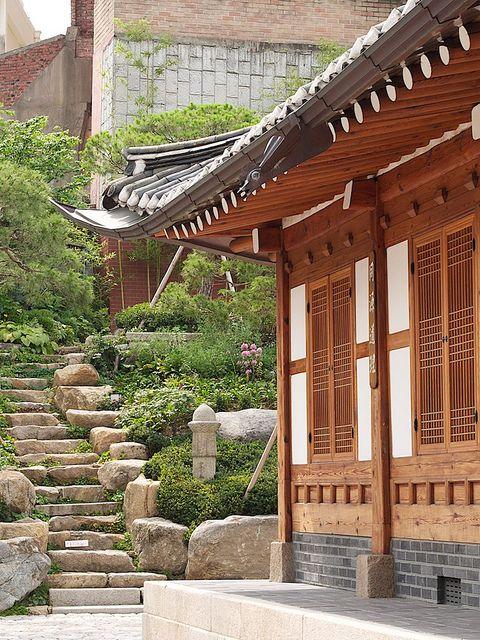 Hanok, South Korea