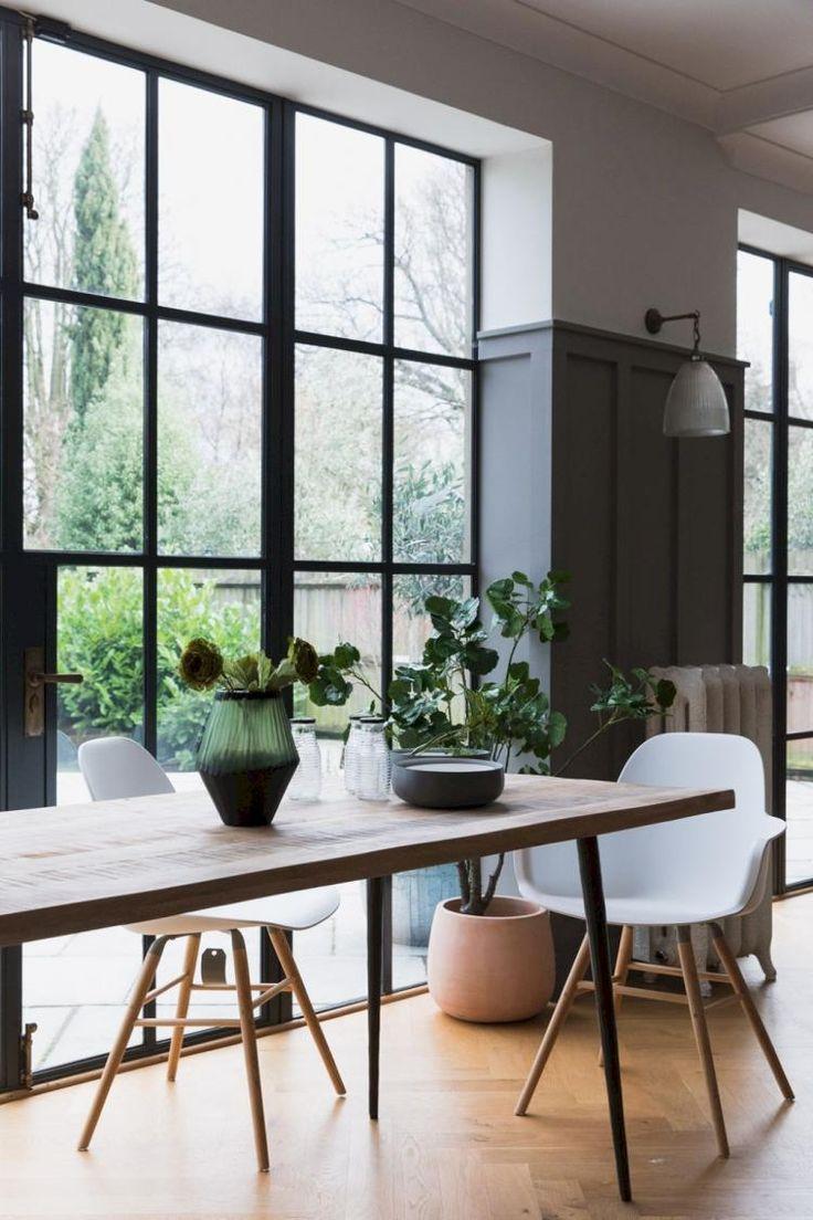 70+ Fabulous Scandinavian Dining Room Design Ideas
