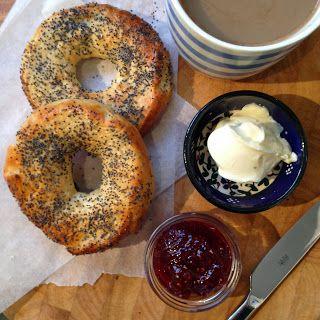 Sunday Morning Bagels