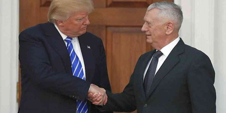 """Top News: """"USA POLITICS: Trump Says General James 'Mad Dog' Mattis 'Very Impressive' Candidate For Defense Secretary"""" - http://politicoscope.com/wp-content/uploads/2016/11/James-Mad-Dog-Mattis-James-Mattis-USA-POLITICS-790x395.jpg - Asked by reporters if he would choose Mattis to lead the Defense Department, Trump said, """"All I can say is he is the real deal. He is the real deal.""""  on Politics - http://politicoscope.com/2016/11/20/usa-politics-trump-says-general-james-mad-dog-"""