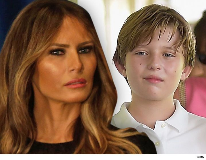 The YouTuber who falsely insinuated Melania Trump's son was autistic is redefining chutzpah ... he's making money on his apology. The guy has ads running on his apology vid, meaning he hasn't turned off the monetization setting -- just a one-click process. The apology video posted Tuesday has almost 74,000 views as of Wednesday morning, and continues to run ads. (click to read more)