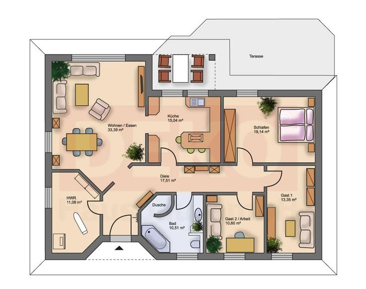 Deko Hausbau 242 best haus images on bungalow bungalows and