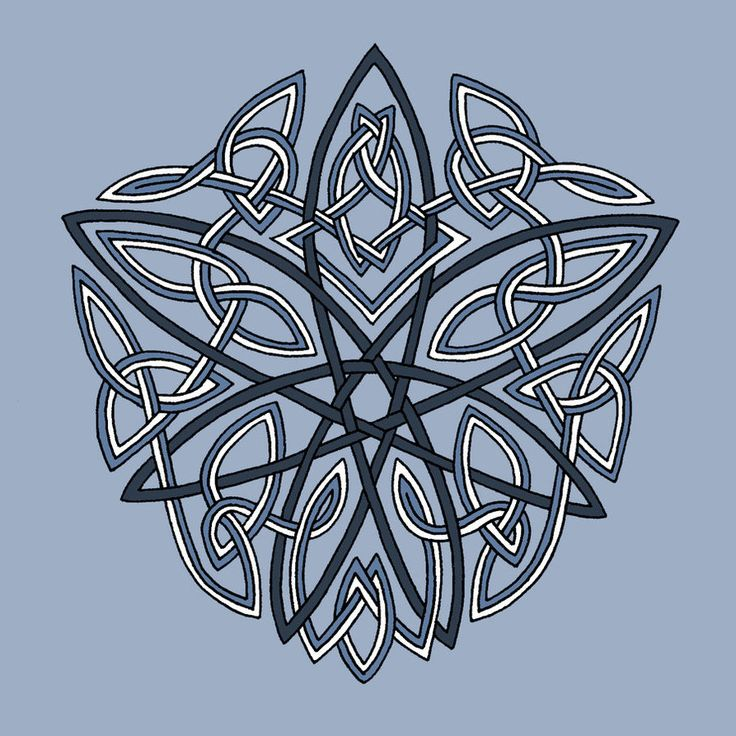 Celtic Symbols and Their Meanings | Brizeid: Celtic Knot ...