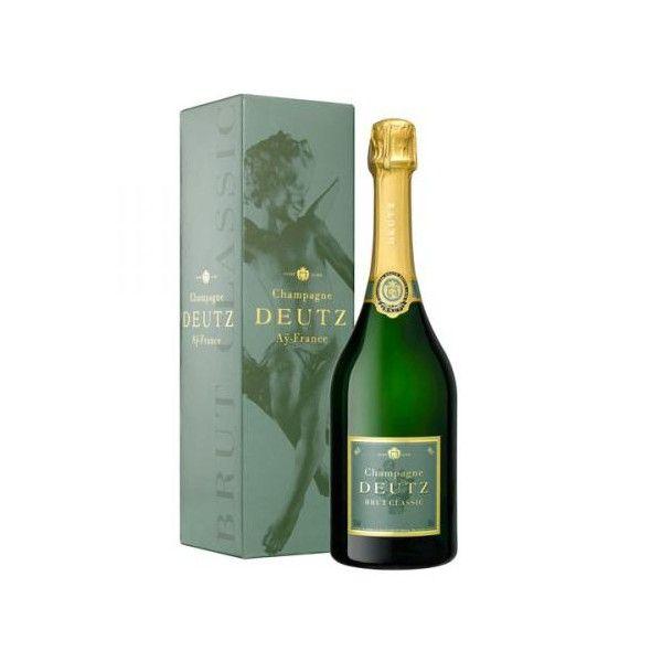 Champagne DEUTZ Brut  sous étui
