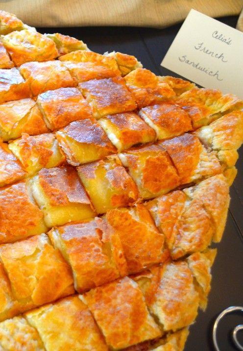 THE RECIPE EVERYONE ASKS ME FOR - Celia's Famous French Sandwich Recipe |  www. AfterOrangeCounty.com