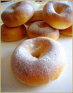 Doughnuts au four