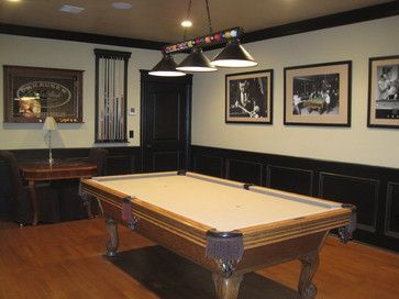 Beautiful Billiard Room Decorating Ideas Photos Decorating