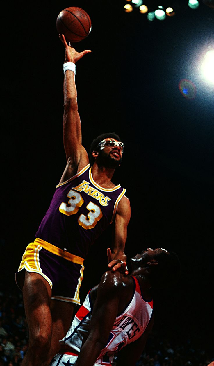 6× NBA champion (1971, 1980, 1982, 1985, 1987–1988) 2× NBA Finals MVP (1971,… | Basketball Scores