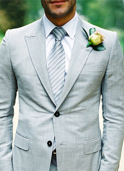 95 best images about mode homme look mariage on - Bleu gris clair ...