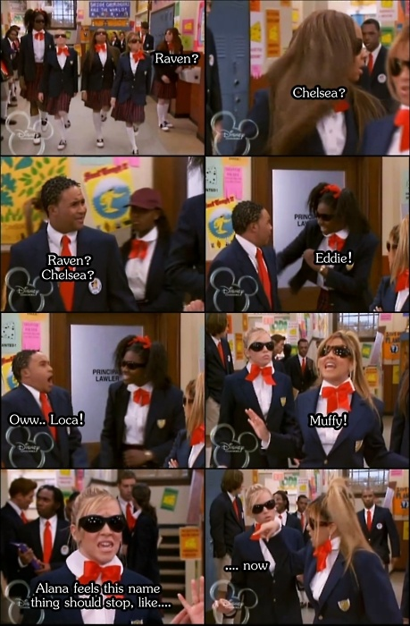 One of the funniest That's So Raven moments
