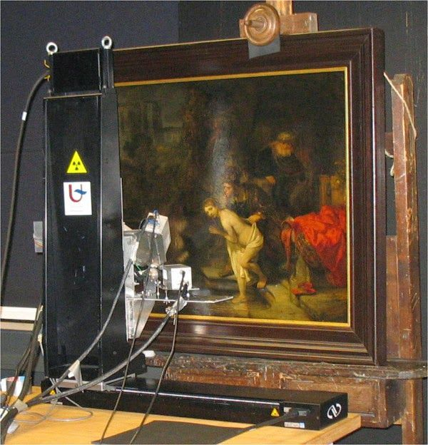 Rembrandt's Arts, Reveals What lies Beneath by New Technology