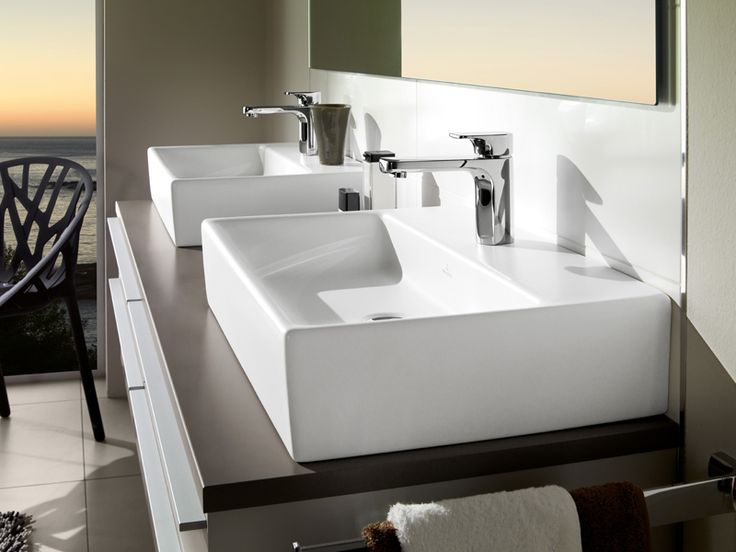 54 best Łazienka VILLEROY \ BOCH images on Pinterest Powder room - badezimmer villeroy und boch