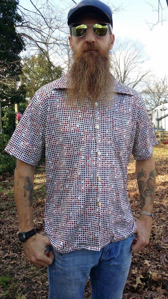 70's Downtown Mens Shirt PPxGG