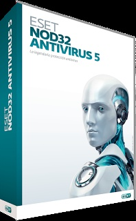 ESET NOD32 Antivirus v5.2.15.1