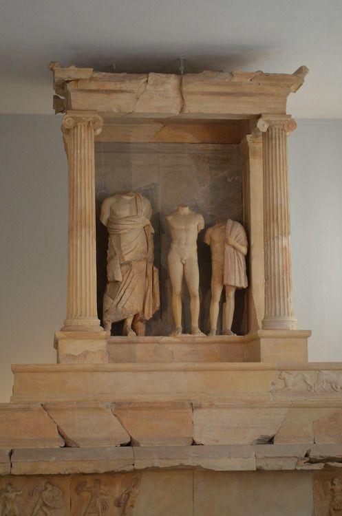 .:. The Archaeological Museum of Piraeus