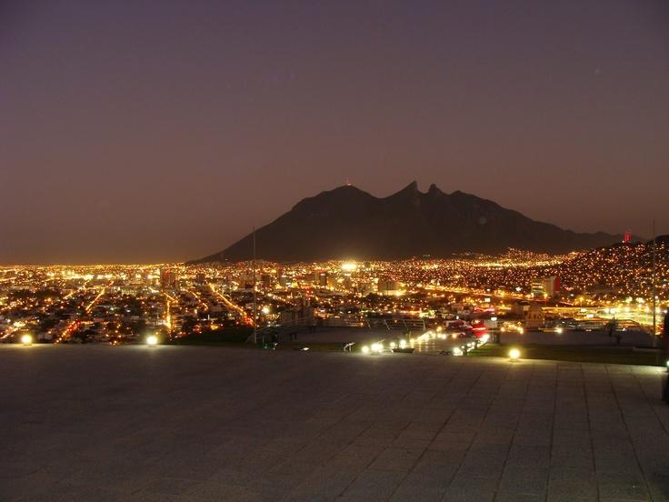 Monterrey de noche: My City, Regia Como, Tan Regia, Night, As My