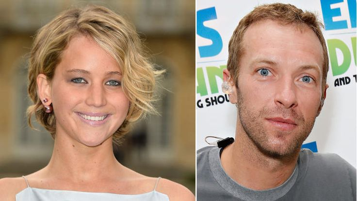 What?! Jennifer Lawrence dating Coldplay's Chris Martin, report says #ChrisMartin, #Coldplay, #JenniferLawrence