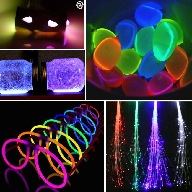 25+ Glow-in-the Dark - Hacks and Must-Haves - Kids Activities Blog