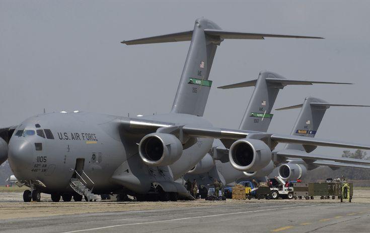 Boeing C-17 Globemaster III - Wikipedia, the free encyclopedia