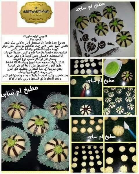 Épinglé Par Amira Amira Sur حلويات...... Gâteaux En 2019