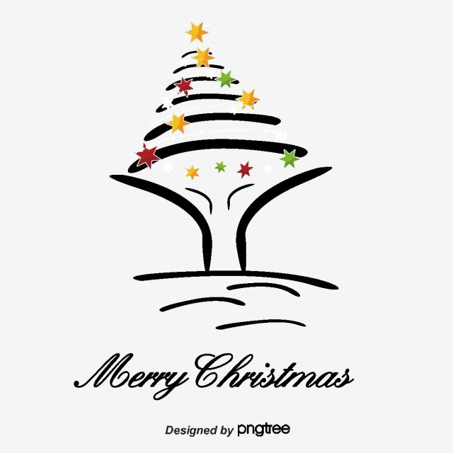 Creative Christmas Tree Tree Clipart Abstract Christmas Tree Wishing Tree Png Transparent Clipart Image And Psd File For Free Download Creative Christmas Trees Creative Christmas Wishing Tree