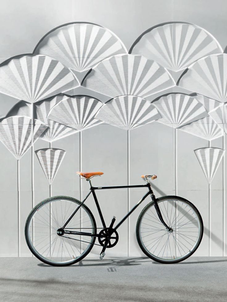 Unique Fan Shaped Engraved Wall Design | @Seeyond: Architectural Solutions