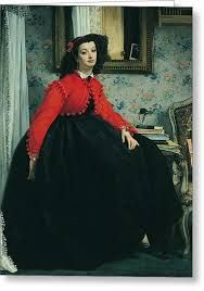 Carole's Chatter: James Tissot – a painter to High Society
