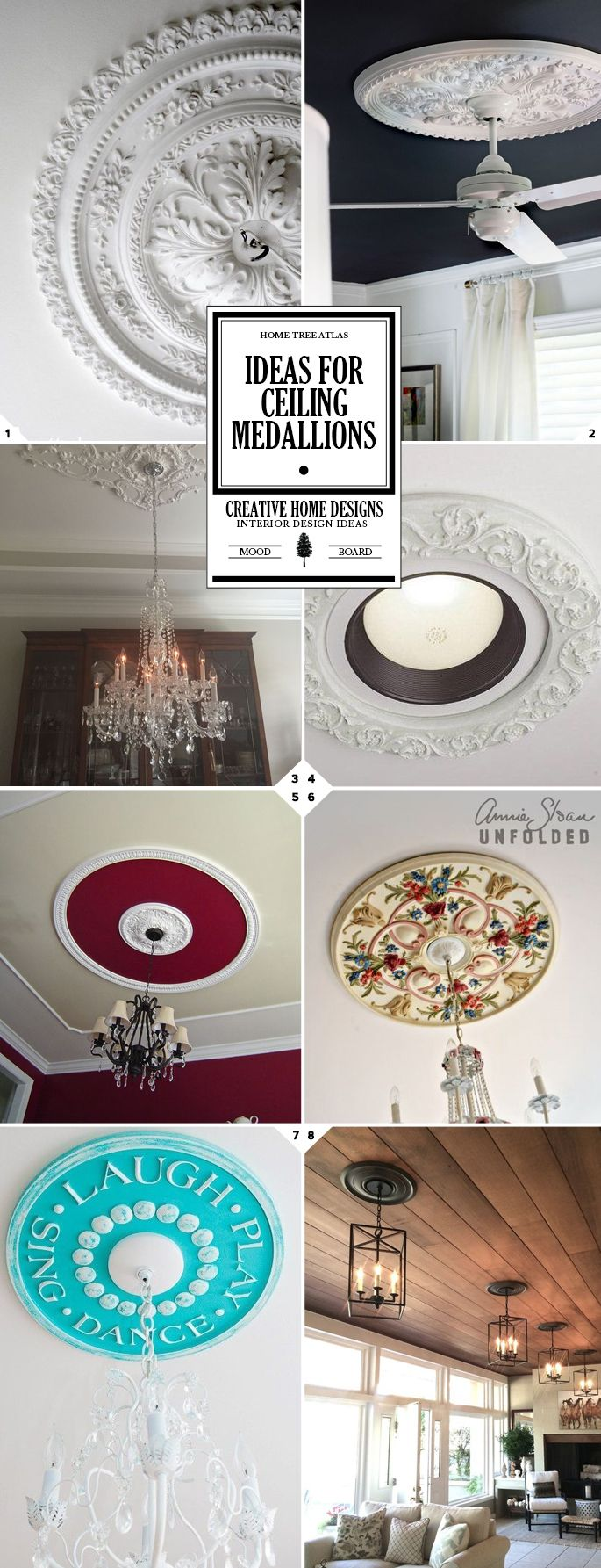 A ceiling medallion, originally called a ceiling rose, comes from the early 1500s when King Henry the VIII ruled. The ceiling rose acted as a symbol of secrecy, and would be carved over a meeting table – meaning you could speak freely. These days they act as decorative design elements in a room. Where To […]