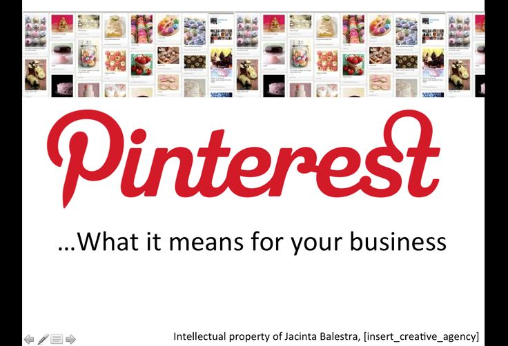 11am – client meeting in agency boardroom. Give presentation on value of Pinterest to their brand. Need coffee.