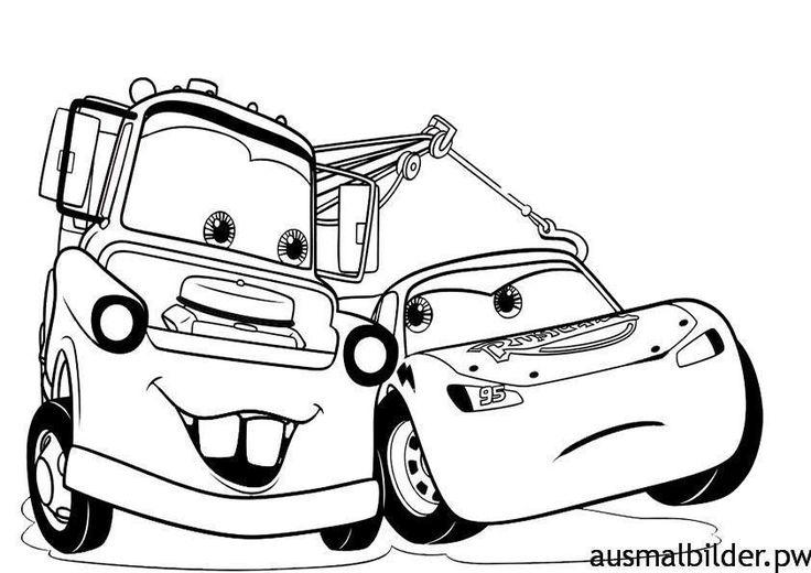 25+ einzigartige Cars ausmalbilder Ideen auf Pinterest