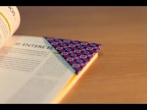 origami diy comment faire un papier de signets youtube. Black Bedroom Furniture Sets. Home Design Ideas