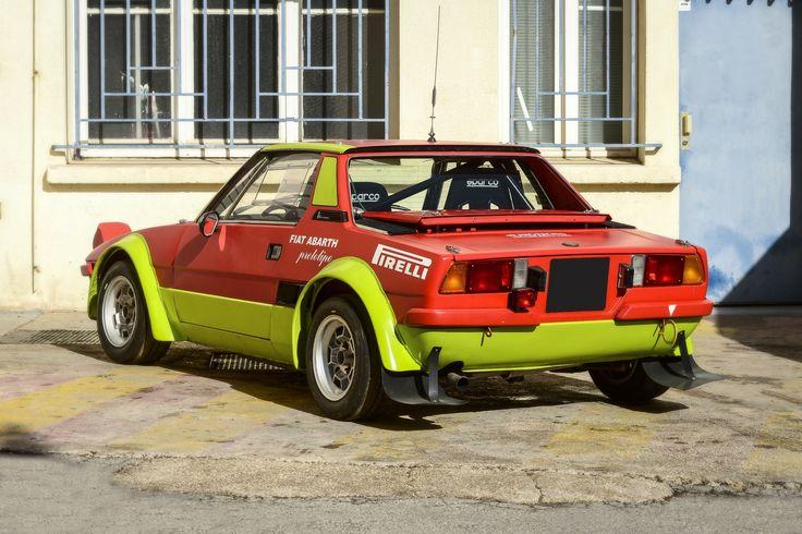 1974 Fiat X 1/9 - X 1/9 Abarth | Classic Driver Market