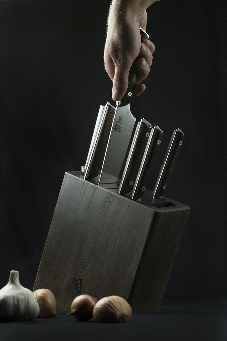 """Prize: Shun Kanso 6-piece block set plus bonus Asian Utility Knife From: Shun Cutlery Value: $801 Choosing the right knife is like falling in love: You know when you've found the one for you. In a world full of duds (trust us, we've julienned with them all), Shun's (pronounced """"shoon"""") Kanso knives are fairy-tale perfect: simple, innovative, well-crafted kitchen companions you'll love for a lifetime. And one lucky Kitchn reader will win a set of their very own!"""