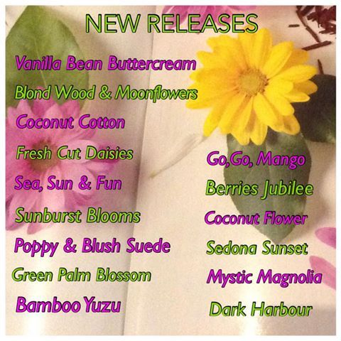#Scentsy #gorgeous scents #Glorious Scents   #memories #fresh #clean #NEW SCENTS  #new release