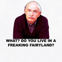 Funny quote from Frank Barone on Everybody Loves Raymond.
