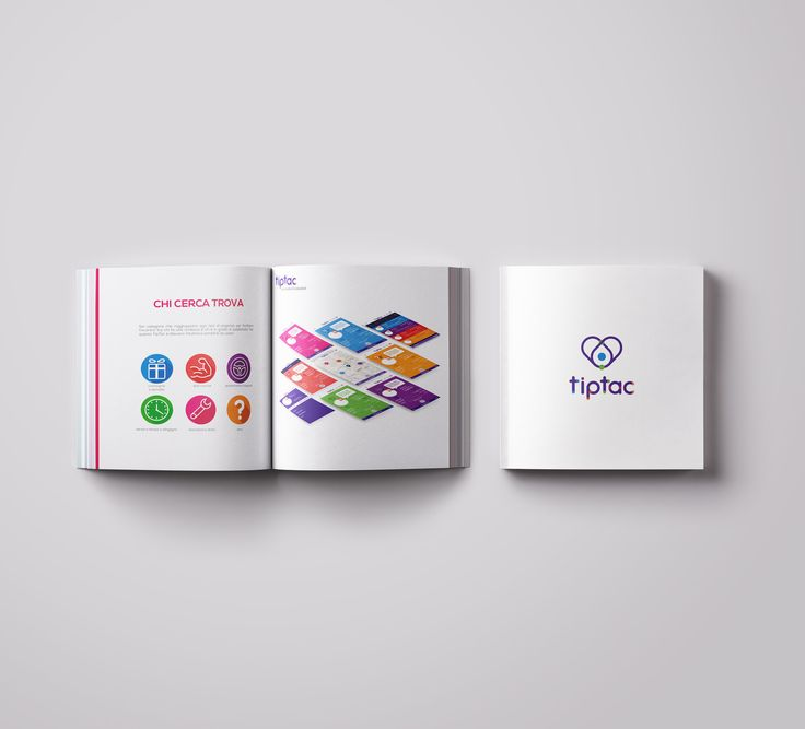 TipTac - #pitch by #ElevenDots   We made #prototypes of the application graphic #interface and a #brochure, that recalls the #minimalist #style of TipTac, has been created for its #promotion.
