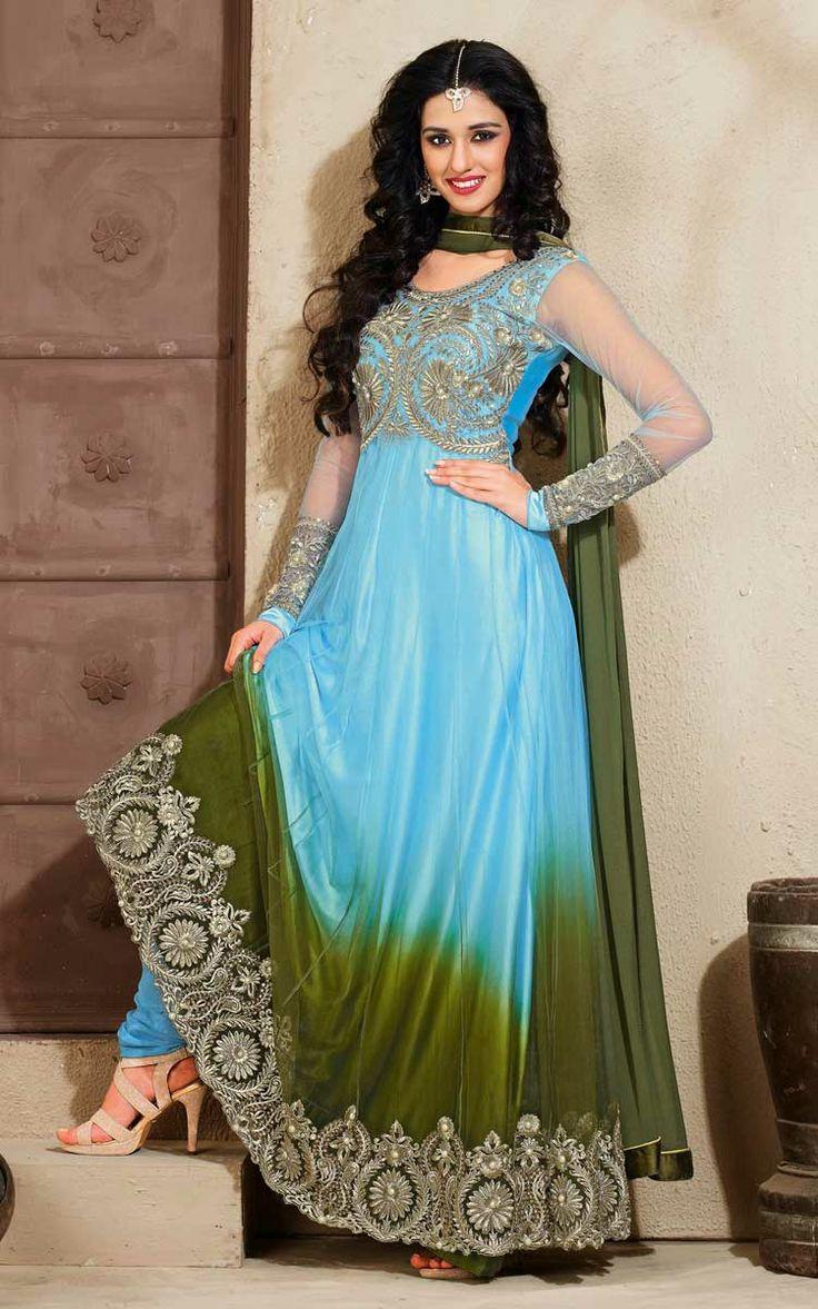 Exelent Anarkali Suits Wedding Mold - Womens Wedding Dresses ...