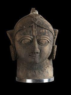 Ashmolean Museums, Woman Yogini, India Le, Eastern Art, Fine Art, Archeology Woman, India 1750 1850, Asian Art, Temples Head