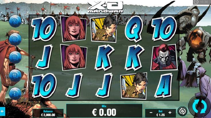 Zábavný svět komiksů si užívejte na online automatu X-O Man O War, kde si můžete vychutnat hrdinů podobných Batmanovi. Zabojujte i vy spolu s nimi a vyhrajte po čem toužíte. #XOManOWar #hracíautomaty