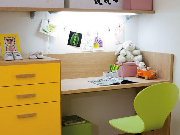 Детский письменный стол — каким он должен быть? | Мебель для детей и подростков на House-Kid.ru