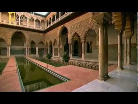 ▶ La Alhambra de Granada. Superestructuras Antiguas, de National Geographic. - YouTube