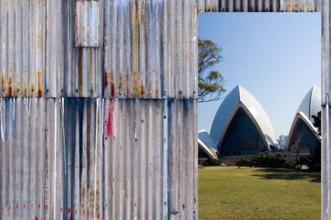 UPCOMING: New work 'A Home Away From Home (Bennelong/Vera's Hut)' displayed in the Royal Botanical Gardens for the 20th Biennale of Sydney, 18 March – 5th June