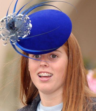 La principessa Beatrice nel 2003
