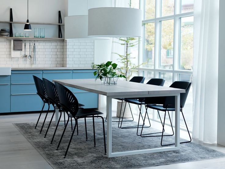Edge dining table by Nevian Furniture. Scandinavian design furniture manufactured to perfection!