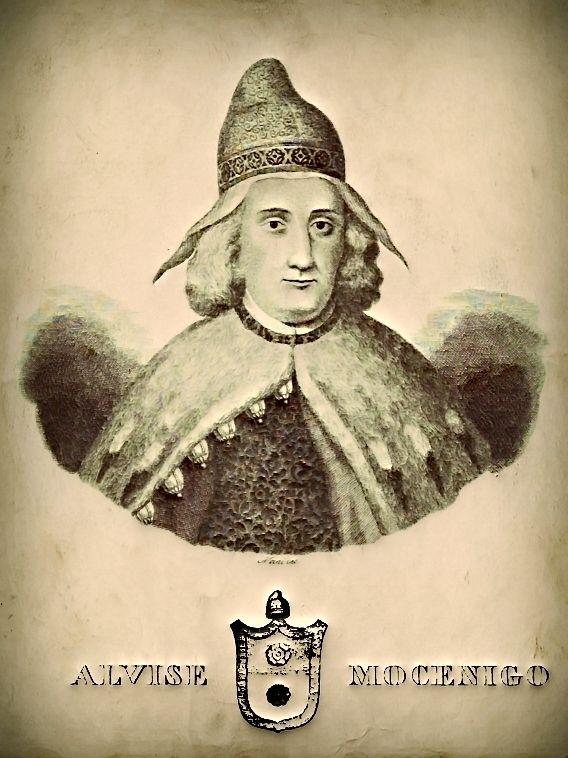 Alvise II Mocenigo, Doge of Venice